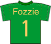 1 Fozzie (Goalkeeper) - Cillit Bang FC Player