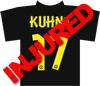 17 Kuhnt (Injured) - Cillit Bang FC Player