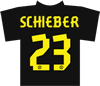 23 Schieber - Cillit Bang FC Player