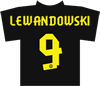9 Lewandowski - Cillit Bang FC Player