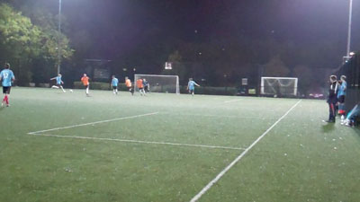 Cillit Bang FC v AFC Nay - Football 6-a-side Bournemouth