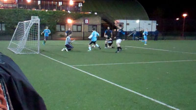 Cillit Bang FC v Two Left Feet - Football 6-a-side Bournemouth