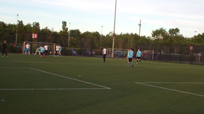 Cillit Bang FC v Why Always Me - Football 6-a-side Bournemouth