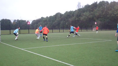 Cillit Bang FC v Norfolk and Chance - Football 6-a-side Bournemouth