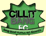 Cillit Bang FC Match Report Logo